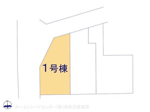 新築戸建 千葉県印西市木下東3丁目2 JR成田線木下駅 2290万円