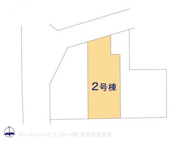新築戸建 千葉県印西市木下東3丁目2 JR成田線木下駅 1990万円