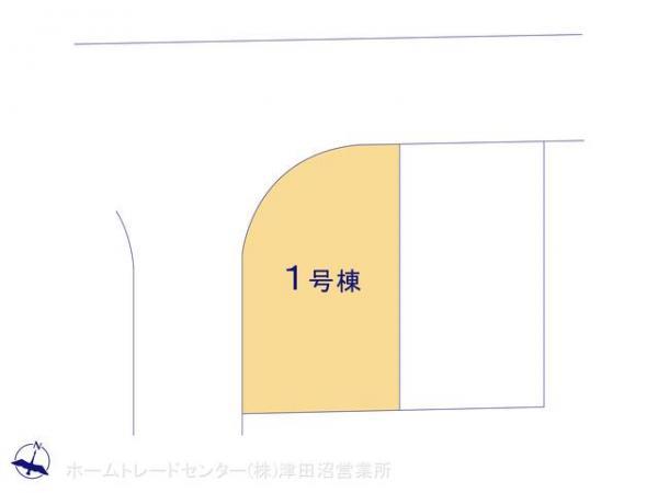 新築戸建 千葉県成田市吾妻1丁目25 JR成田線成田駅 3190万円