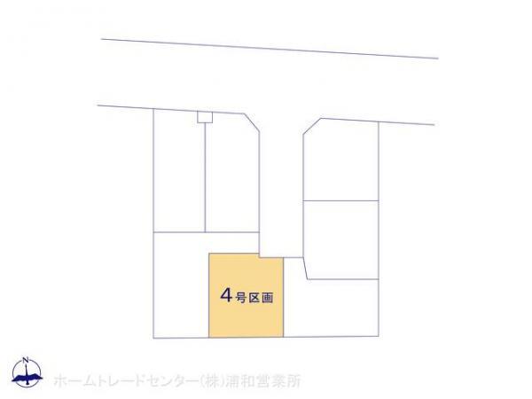 土地 埼玉県川口市北原台2丁目7-3 JR武蔵野線東川口駅 2990万円