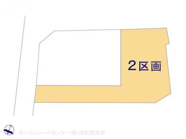 土地 埼玉県さいたま市浦和区木崎4丁目19 JR京浜東北線与野駅  2180万円