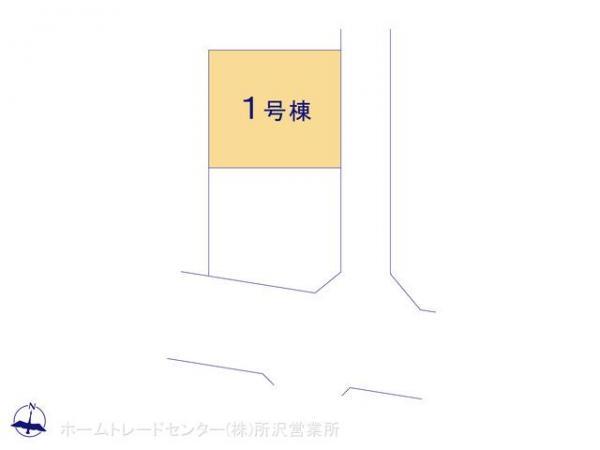 新築戸建 埼玉県狭山市大字南入曽709-12 西武新宿線入曽駅 2090万円