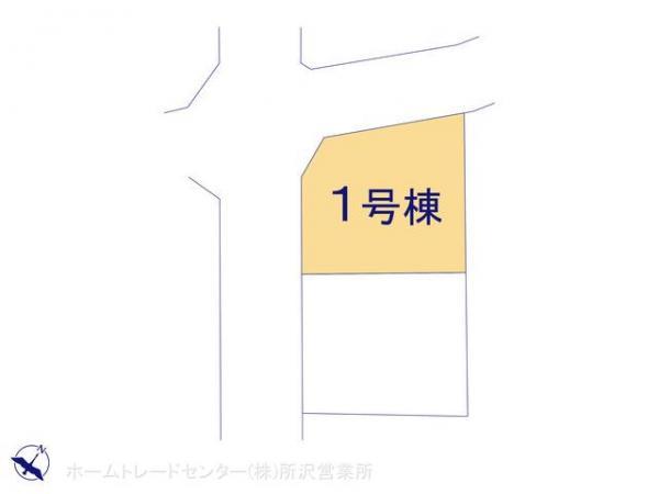 新築戸建 埼玉県狭山市大字北入曽372-6 西武新宿線入曽駅 2230万円