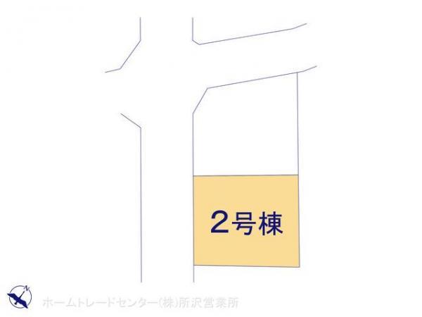 新築戸建 埼玉県狭山市大字北入曽372-6 西武新宿線入曽駅 2190万円