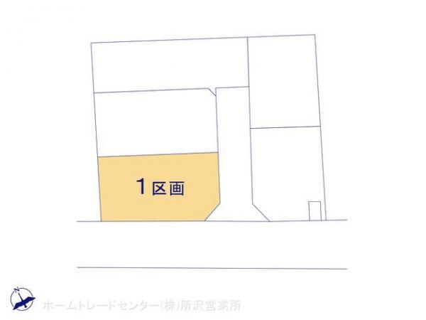 土地 埼玉県坂戸市末広町6-7 東武東上線北坂戸駅 2090万円