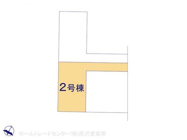 新築戸建 埼玉県狭山市大字南入曽535-13 西武新宿線入曽駅 2580万円