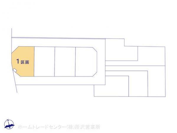 土地 埼玉県所沢市所沢新町2543-1 西武新宿線新所沢駅 2480万円