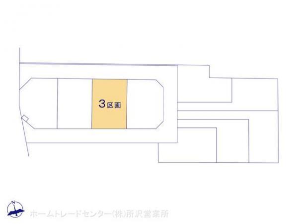 土地 埼玉県所沢市所沢新町2543-1 西武新宿線新所沢駅 2580万円