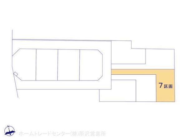 土地 埼玉県所沢市所沢新町2543-1 西武新宿線新所沢駅 1980万円