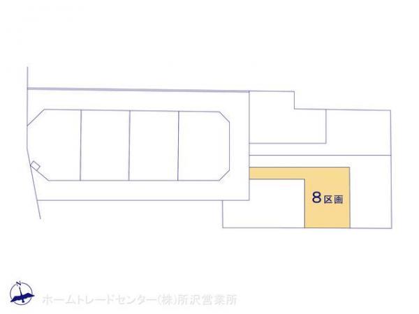 土地 埼玉県所沢市所沢新町2543-1 西武新宿線新所沢駅 1780万円
