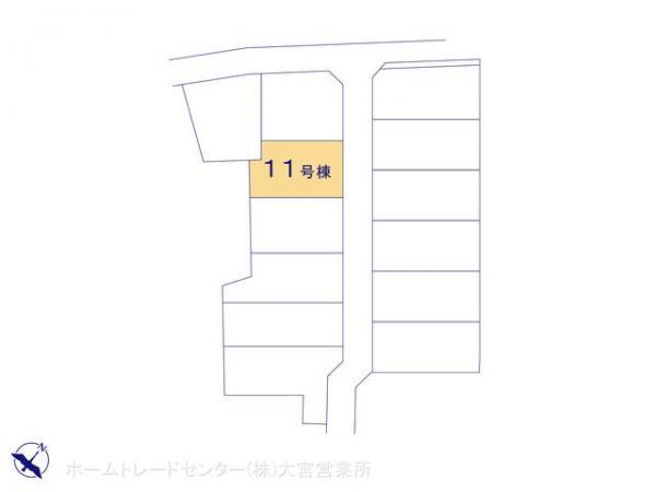 新築戸建 埼玉県北本市本宿1丁目71 JR高崎線北本駅 2480万円