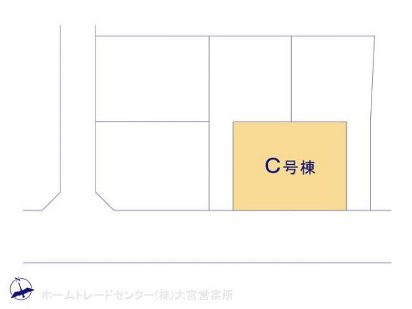 新築戸建 埼玉県上尾市錦町11-16 JR高崎線北上尾駅 3290万円