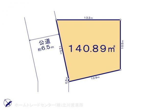 土地 東京都八王子市川口町151-17 JR中央線八王子駅 1280万円