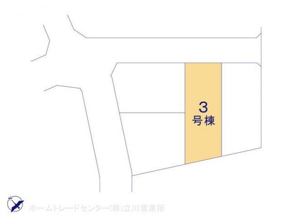 新築戸建 東京都八王子市川口町151-15 JR中央線八王子駅 1980万円