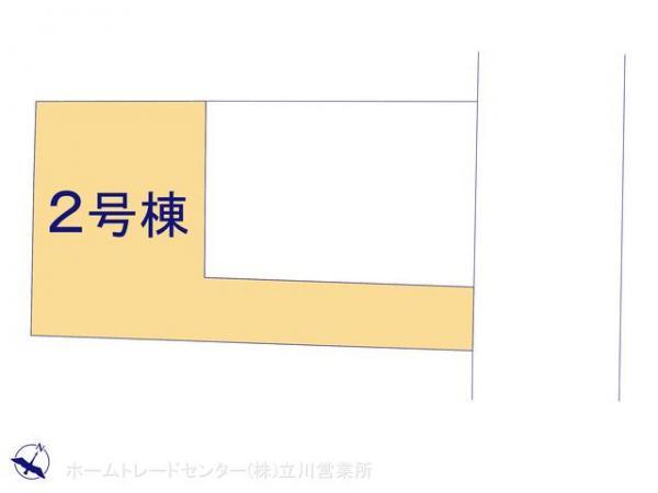 新築戸建 東京都羽村市栄町1丁目5-26 JR青梅線小作駅 2680万円