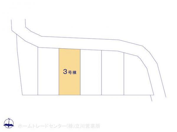 新築戸建 東京都東大和市奈良橋5丁目781-1 西武拝島線東大和市駅 3280万円