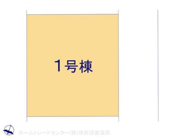 新築戸建 千葉県四街道市千代田4丁目1-9 JR総武本線物井駅 2580万円