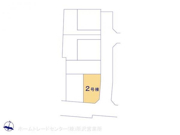 新築戸建 東京都清瀬市旭が丘4丁目809-1 JR武蔵野線新座駅 2930万円