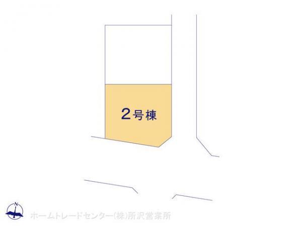 新築戸建 埼玉県狭山市大字南入曽709-12 西武新宿線入曽駅 2290万円