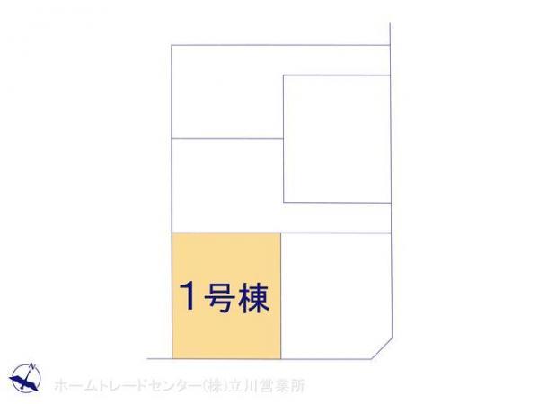 新築戸建 東京都青梅市今井3丁目23-34 JR青梅線小作駅 2580万円