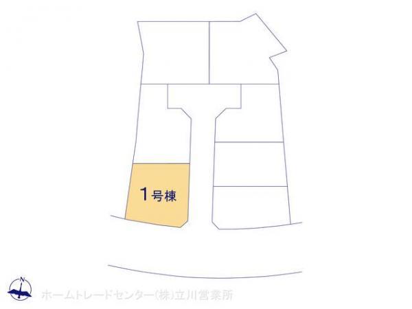 新築戸建 東京都青梅市大門1丁目738-6 JR青梅線河辺駅 2630万円