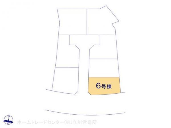 新築戸建 東京都青梅市大門1丁目738-12 JR青梅線河辺駅 2530万円