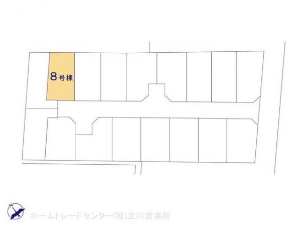 新築戸建 東京都昭島市緑町2丁目3291 JR青梅線昭島駅 4050万円