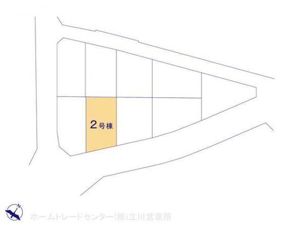 新築戸建 東京都青梅市谷野64-2 JR青梅線河辺駅  2380万円