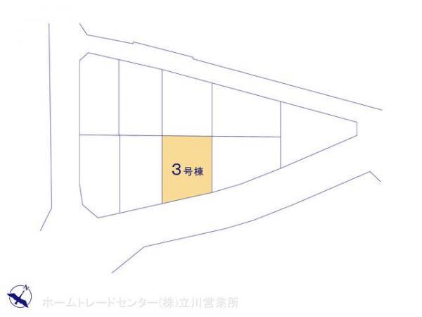 新築戸建 東京都青梅市谷野64-22 JR青梅線河辺駅  2480万円