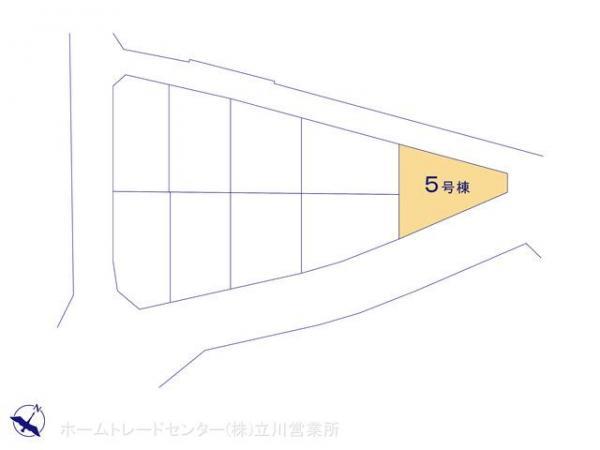 新築戸建 東京都青梅市谷野64-28 JR青梅線河辺駅 2580万円