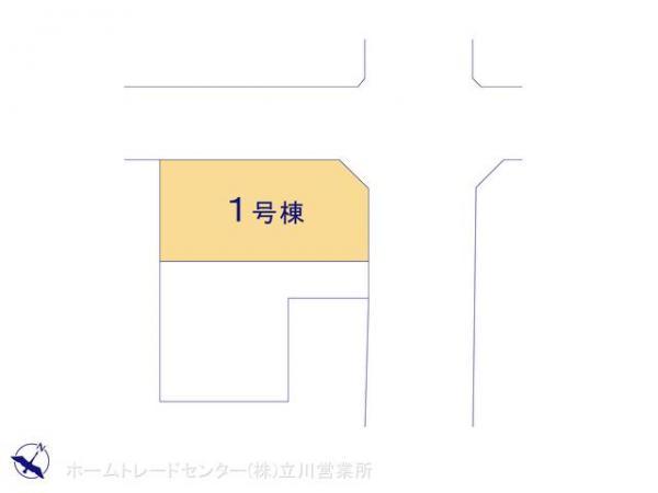 新築戸建 東京都福生市加美平3丁目19-20 JR青梅線福生駅 3680万円
