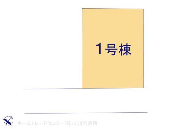 新築戸建 東京都八王子市西寺方町1001-26 JR中央線高尾駅 2490万円