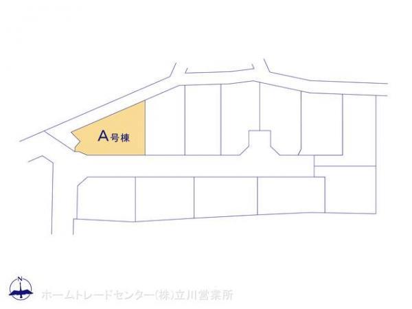 新築戸建 東京都八王子市上壱分方町131 JR中央線西八王子駅 2480万円