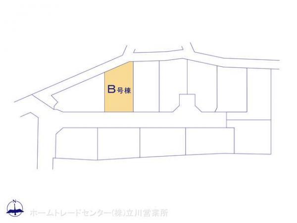 新築戸建 東京都八王子市上壱分方町131 JR中央線西八王子駅 2520万円