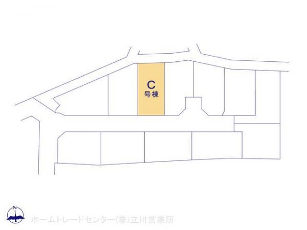 新築戸建 東京都八王子市上壱分方町131 JR中央線西八王子駅 2550万円