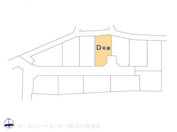 新築戸建 東京都八王子市上壱分方町131 JR中央線西八王子駅 2580万円