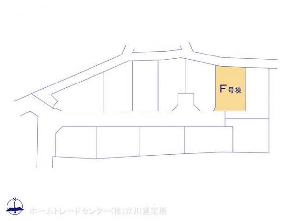 新築戸建 東京都八王子市上壱分方町131 JR中央線西八王子駅 2430万円