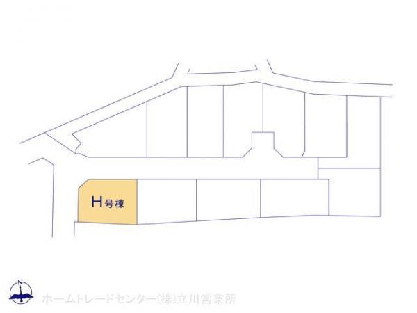 新築戸建 東京都八王子市上壱分方町142 JR中央線西八王子駅 2390万円