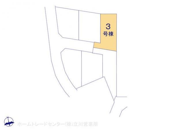 新築戸建 東京都青梅市友田町5丁目478-1 JR青梅線小作駅  1980万円