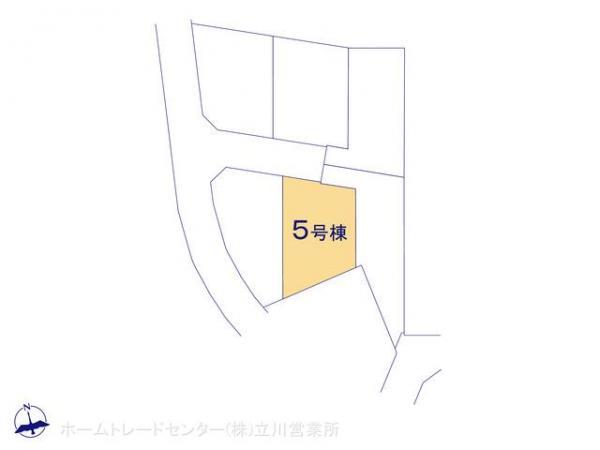 新築戸建 東京都青梅市友田町5丁目477-1 JR青梅線小作駅  2280万円