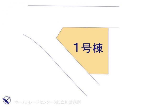 新築戸建 東京都八王子市長房町483-4 JR中央線高尾駅 2780万円