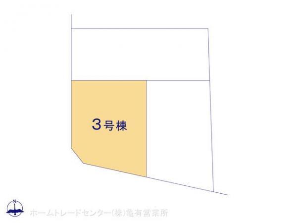 新築戸建 埼玉県吉川市保1丁目9-1 JR武蔵野線吉川駅 4599万円