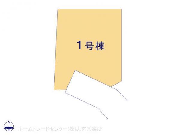 新築戸建 埼玉県さいたま市西区大字指扇455-4 JR川越線西大宮駅 2980万円