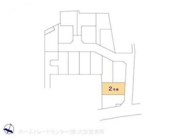 新築戸建 埼玉県上尾市大字上1451-1 JR高崎線桶川駅 2880万円