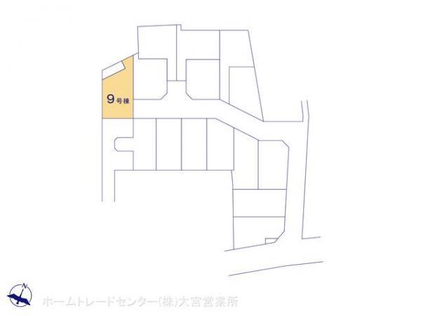 新築戸建 埼玉県上尾市大字上1451-1 JR高崎線桶川駅 3180万円