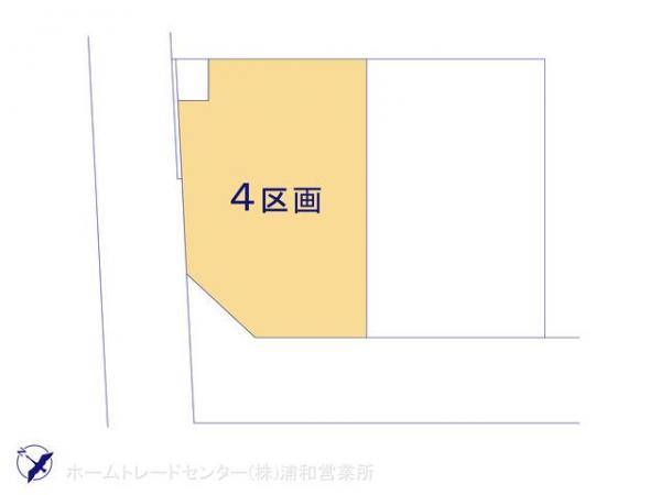 土地 埼玉県さいたま市南区大字大谷口1782-1 JR武蔵野線東浦和駅 1800万円