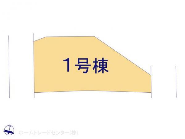 新築戸建 東京都多摩市和田1394-19 京王線高幡不動駅 4100万円