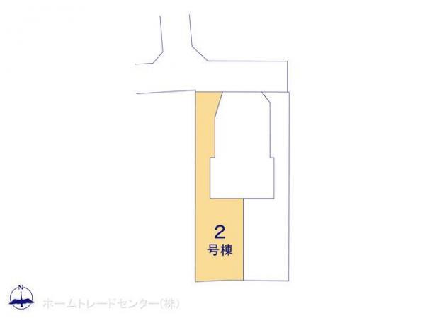 新築戸建 東京都三鷹市大沢1丁目1 京王線調布駅 3980万円
