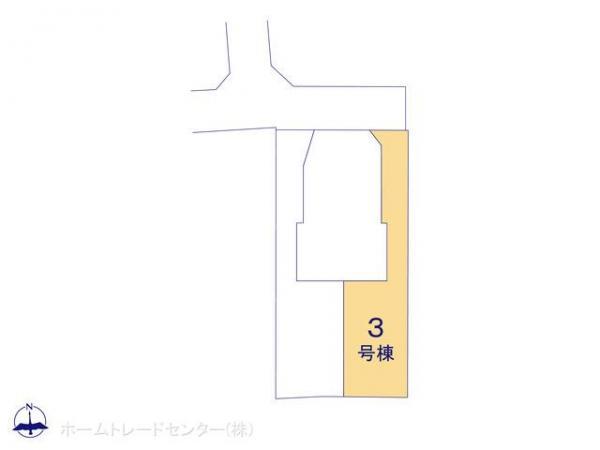 新築戸建 東京都三鷹市大沢1丁目1 京王線調布駅 4250万円