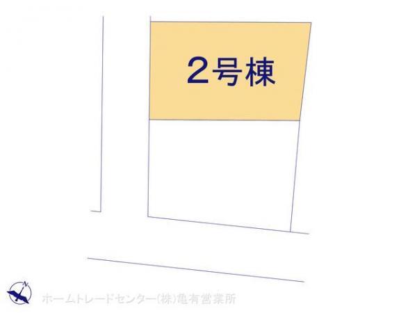 新築戸建 埼玉県三郷市彦成1丁目59 JR武蔵野線新三郷駅 2999万円